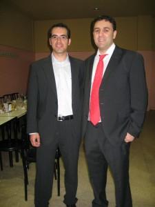 Sergio y yo